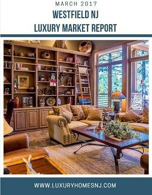 According to the March 2017 Westfield NJ Luxury Market Report, spring will be busy. Almost 70% of current listings hit the market in the last 30 days.