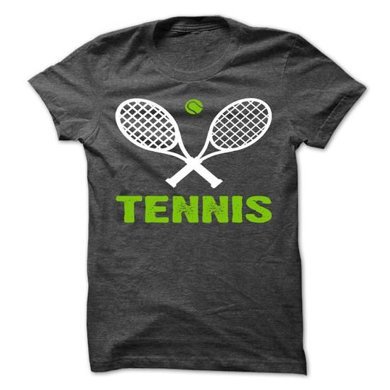 Tennis T Shirts, Hoodies, Sweatshirts. CHECK PRICE ==► https://www.sunfrog.com/LifeStyle/Tennis--[HOT].html?41382