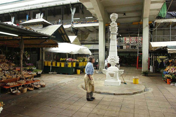 Mercado do Bolhão, Porto 2007 by António Dias