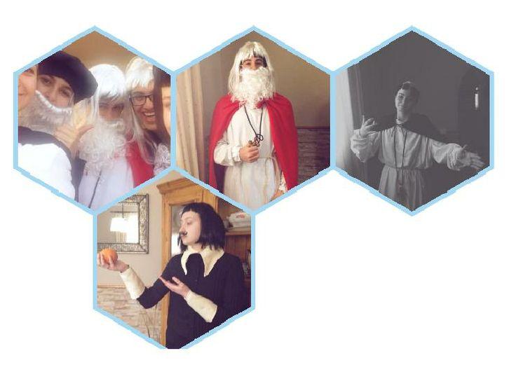 Representants: Agustí d'Hipona, Sant Tomàs d'Aquino, Leonardo da Vinci, René Descartes, Kant...