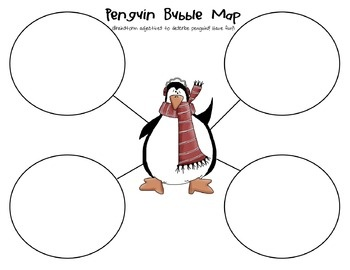Learn all about Penguins using a variety of literacy and math activities. This unit includes penguins graphing activities, penguin poems, templates for recording information about different kinds of penguins, a bubble map, tree map and brace map.