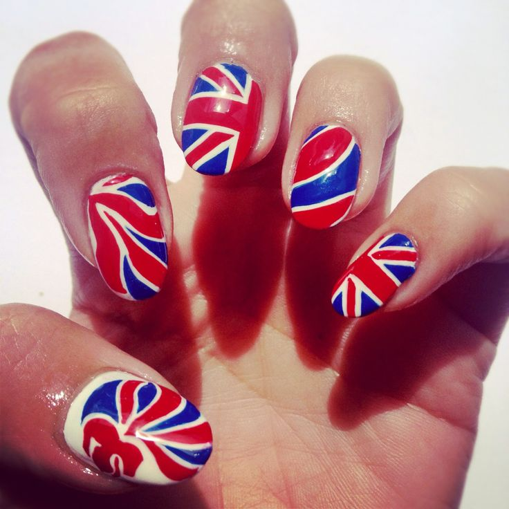 Team GB Nails!