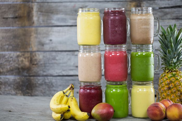 5 healthy smoothies