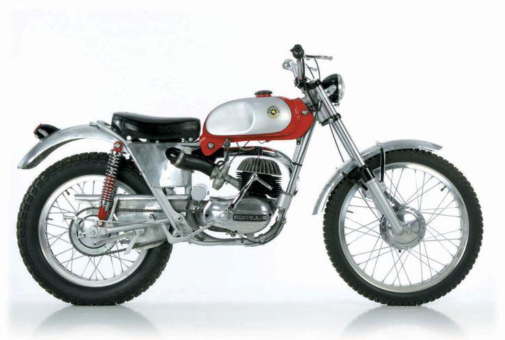 Bultaco, MK2, Sherpa T,