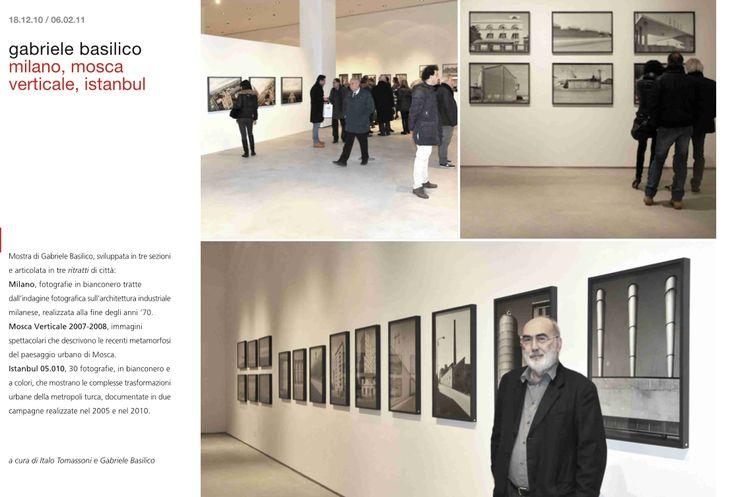 Gabriele Basilico -  Milano, Mosca verticale, Istanbul #CIAC #Foligno #gabrielebasilico