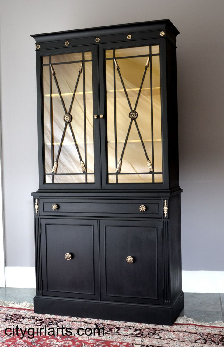 100 Best China Cabinet Makeovers Images On Pinterest