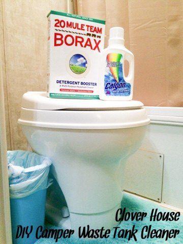 Rv Toilet Bowl Cleaner