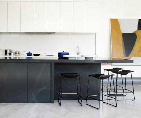 create modern interior spaces