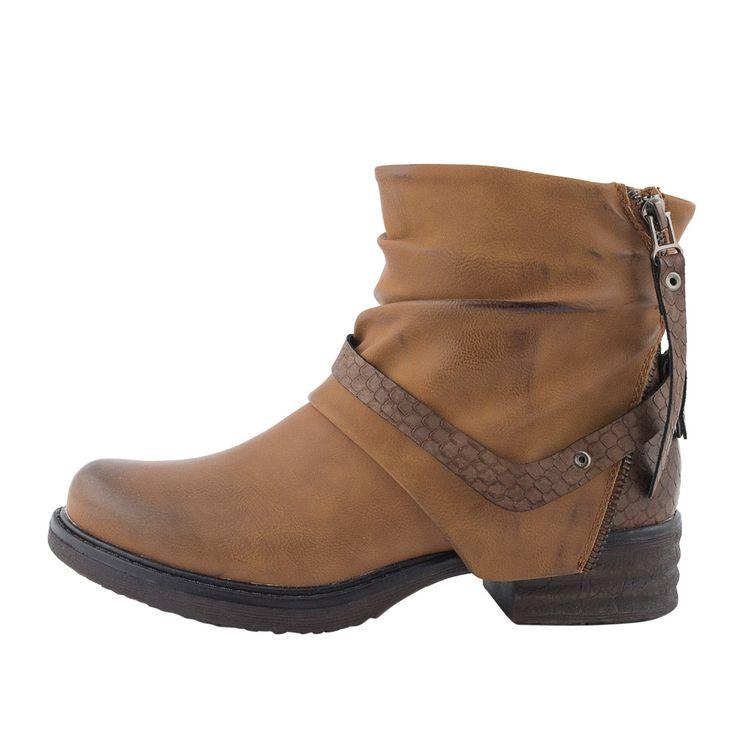 Vintage μποτάκι για ιδιαίτερο στιλ και εμφανίσεις με άποψη! Streetstyle vintage unkle boots  #topshoesgr