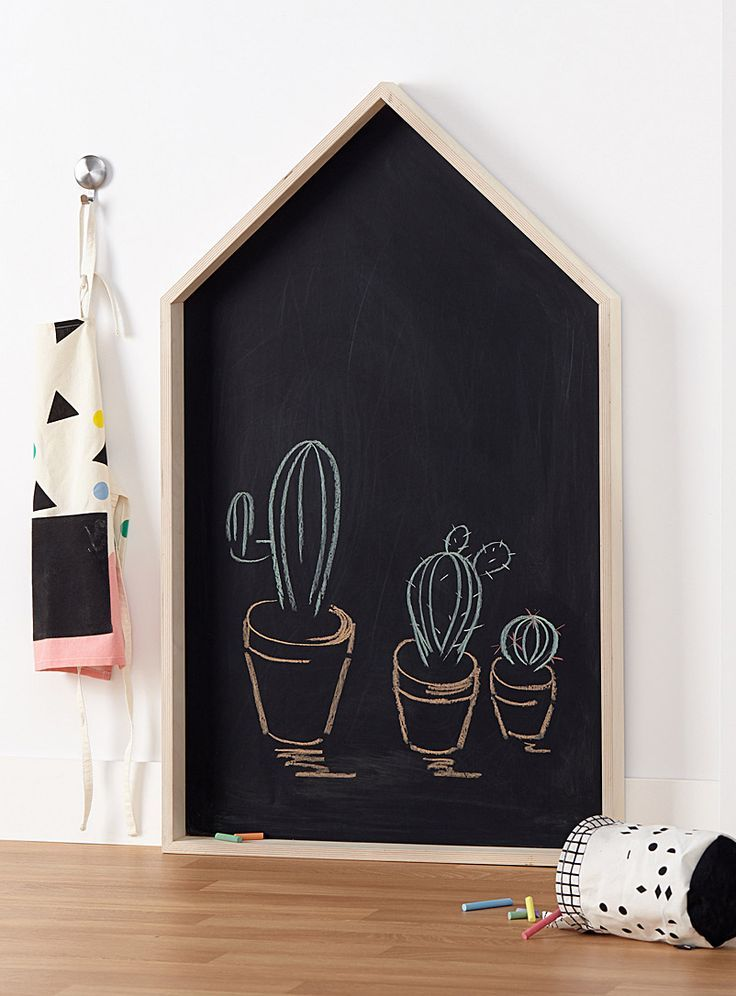 Large Blackboard In 2019 Rooms Kinder Zimmer Kinder Spielzimmer