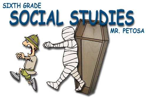 Mr. Petosa - 6th Grade Social Studies THIS COULD BE THE BEST SITE I'VE PINNED!!