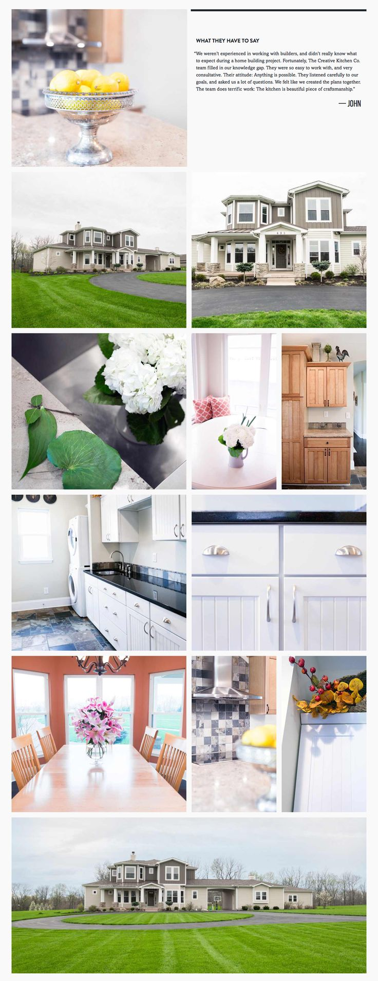 21 best OUR WORK - The Creative Kitchen Co. images on Pinterest ...