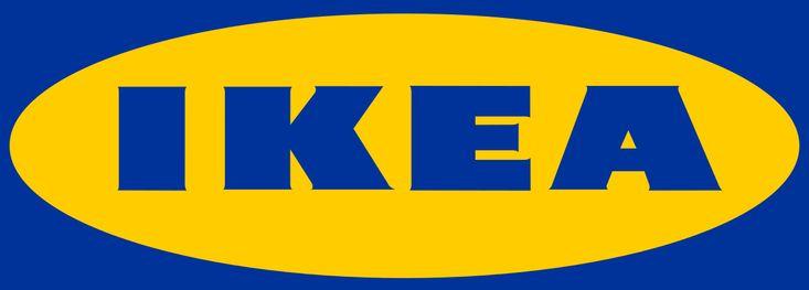 Het logo van Ikea