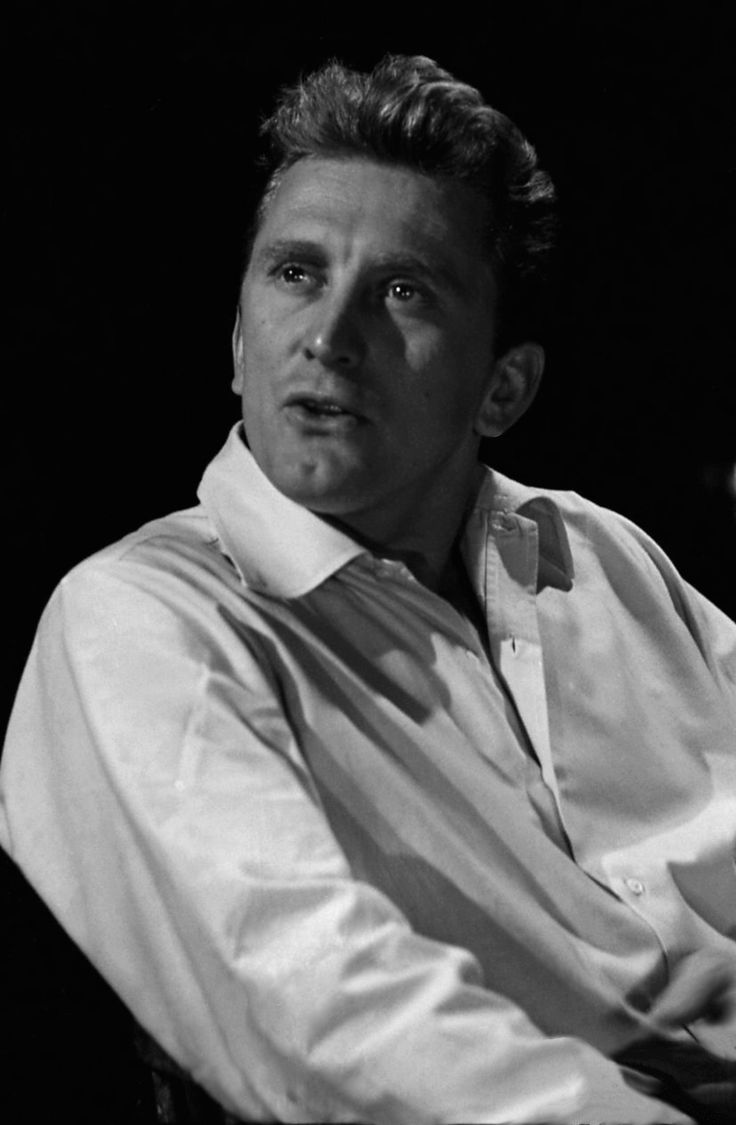 Kirk Douglas, 1952