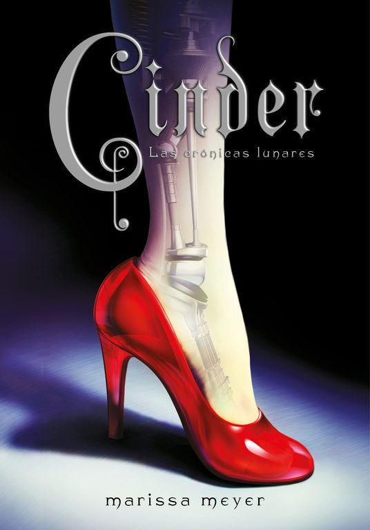 cinder (cronicas lunares 1)-marissa meyer-9788484418696