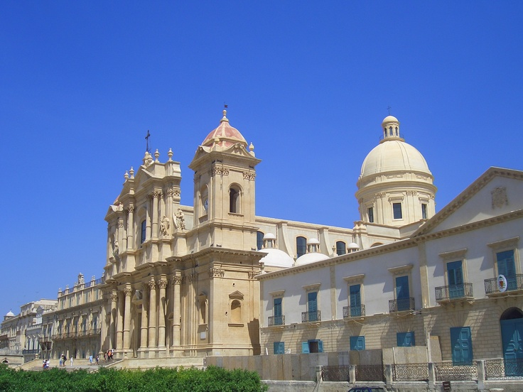 Noto - Duomo -Sicily