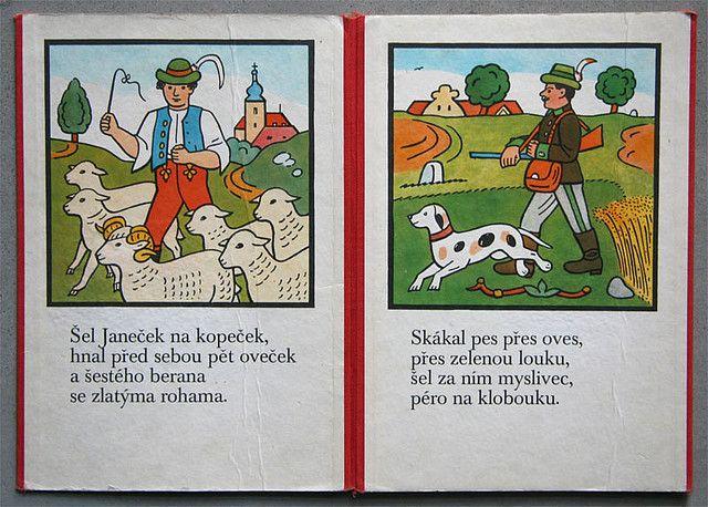 Josef Lada Illustration | by oliver.tomas