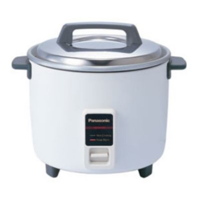 220 volt, 70 watt Panasonic Rice Cooker with 10-cup uncooked-rice capacity. http://www.worldwidevoltage.com/panasonic-sr-w18g-700w-10-cup-rice-cooker--220-volts.html