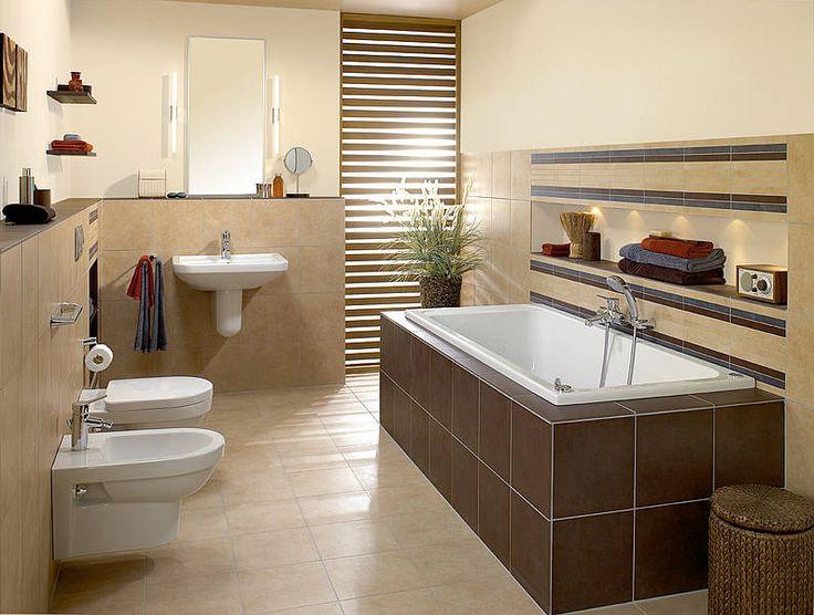 Elegant Badezimmergestaltung
