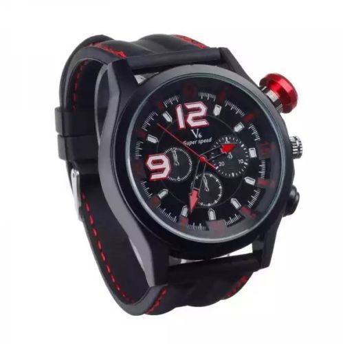 Multi-Movement-Wrist-Watch-Quartz-Men-V6-Alloy-Stainless-Steel-Silicone-Band