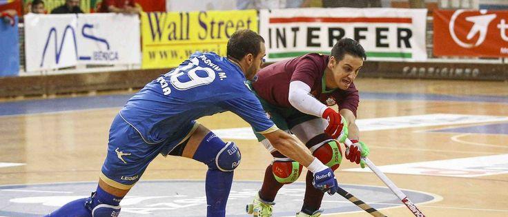 Noticias ao Minuto - Portugal é o novo campeão europeu de hóquei em patins