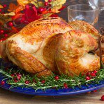 Ma recette du jour : Farce de dinde au riz Thanksgiving sur Recettes.net