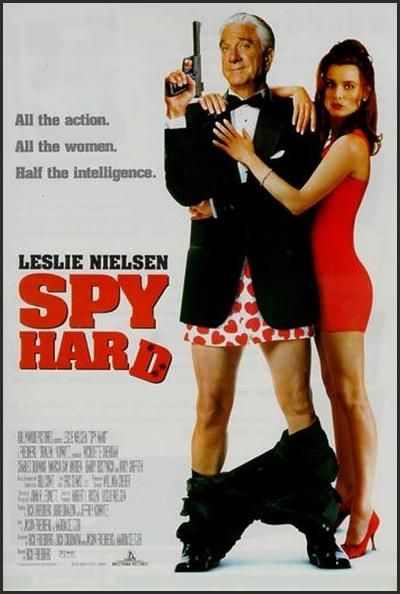 Spy Hard Movie Poster (1996)