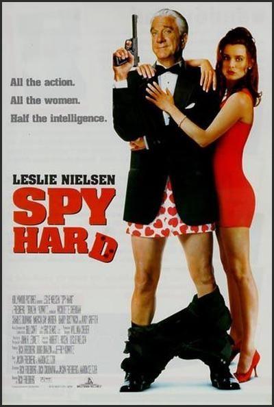Spy Hard Movie Poster (1996)
