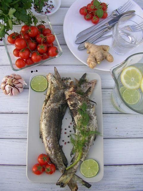 Dziś propozycja na bardzo aromatycznego i soczystego dorsza z grilla. Ryby z grilla są pyszne jednak wciąż traktowane po macoszemu. Z sezonu...