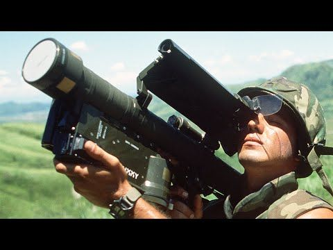 The Diabolically Effective SAM: a Missile That Always Hits its Target -FIM-92 Stinger - YouTube
