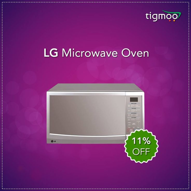 Buy #LG #MicrowaveOven Online from #tigmoo & Save 11% on the purchase!  Order now: https://www.tigmoo.com/lg-ms3043smr-microwave-oven.html