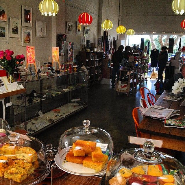 Made By Others is a beautiful gift shop and café in Moss Vale. They've sourced the most incredible, unique things from all over the world. See what cute gifts you can find (and maybe a little something for you, too).