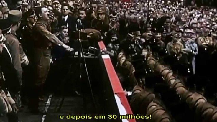 O Apocalipse Nazista - Capitulo 2 - O Fuhrer (A ascensão de Hitler)