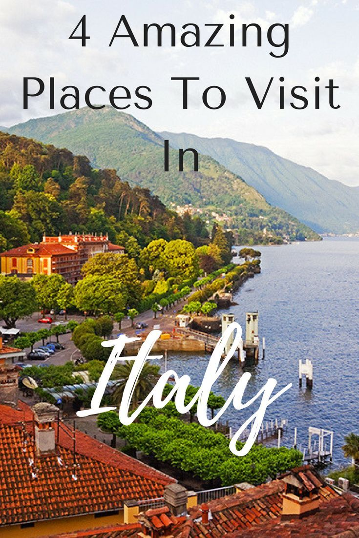 How do you decide where to go in Italy? Yup. It's hard to choose because there are so many fabulous places! Here are 4 of my all time favorite destinations in the Boot that I think you'll enjoy! #travel #italy #italytravel #wanderyourway #europetravel #budgettravel #adventuretravel #authentictravel