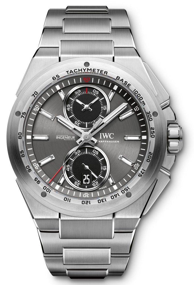 Men's IWC Ingenieur Chronograph Racer Watch IW378508
