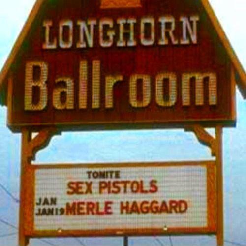 Sex Pistols Longhorn Ballroom Dallas Concert Ticket Group