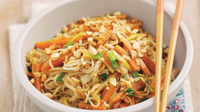 DOBRÉ JEDLO: Špagety s mrkvou