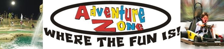 Adventure Zone El Paso | Our commitment is to bring you the best in golf, games, go-karts, bumper boats, service and great food too. It's the perfect place to get away, great for everything from Birthday Parties and Corporate Outings. Adventure Zone is truly where the fun is.