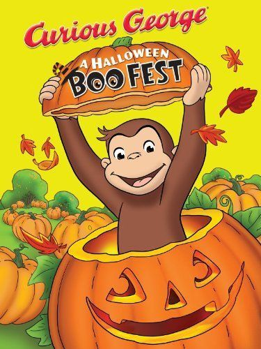 Curious George: A Halloween Boo Fest Amazon Instant Video ~ Frank Welker,