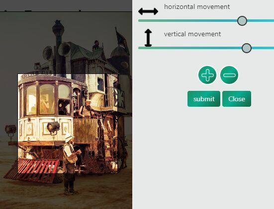 FineCrop is an easy image cropping jQuery plugin which provides a convenient interface to zoom/move/crop local images before uploading. Heavily based on HTML5 canvas API.  #jquery