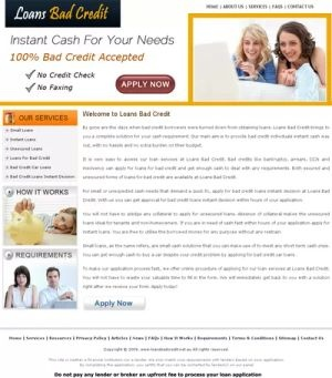 Instant loans are short term loan for a small period of time. Sometimes, unexpected expenses are suddenly coming and the first thing that comes in your mind is a suitable loan. This loan service offers financial facilities to meet all requirements of the borrower. We arrange loan service with low interest rates and without any paperwork or hassle.