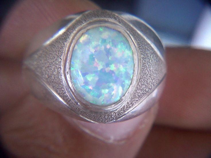 10 Batu Cincin Akik Termahal Dan Terpopuler 2014 | Batu Opal (Kalimaya)