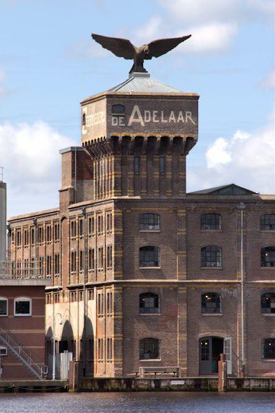 Watertoren Wormerveer (Adelaar)