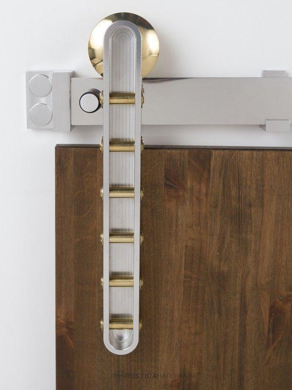 The Strut ™ Barn Door Hardware