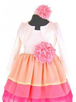 sukienki dla dziewczynek - Marand collection