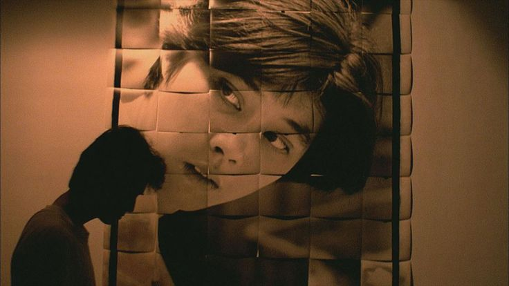 "Edward Yang was one of the leading auteurs of Taiwan's New Wave Cinema. This image is from his film ""The Terrorizers""."