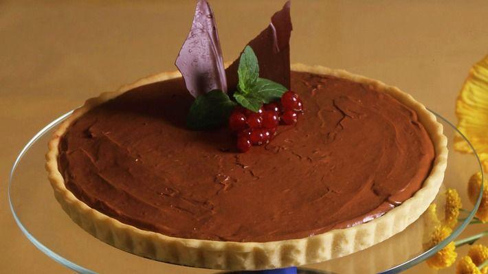 Sjokoladepai - Gjester - Oppskrifter - MatPrat