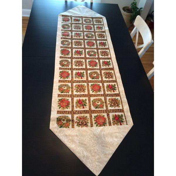 Best 25 dining table runners ideas on pinterest dining for 120 table runner christmas
