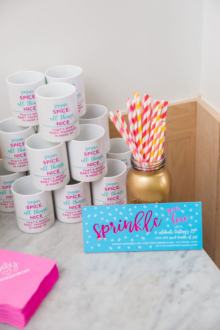 27 best Baby Sprinkle Ideas images on Pinterest