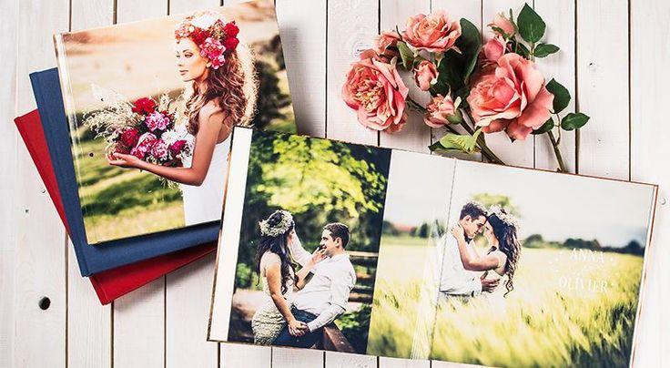 DreamBook - fotoksiążka stworzona dla fotografii ślubnej!